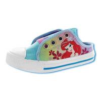 Sneakers Azul La Sirenita T88301