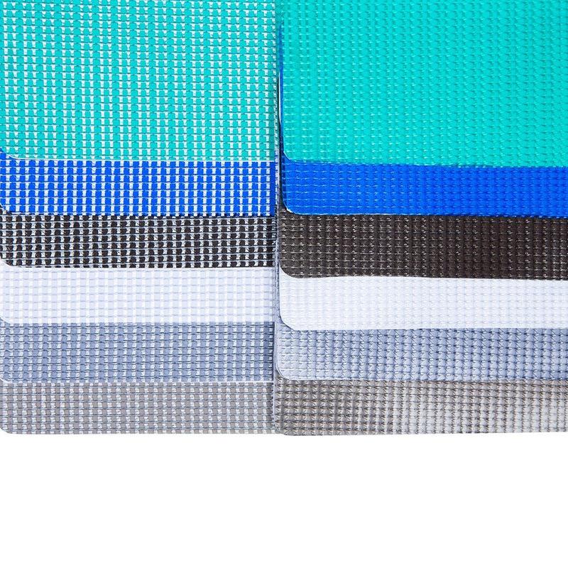 Lona para toldo Beti-Sol  azul transparente larg. 2,0 m