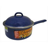 Cazo 16 Cms Peltre Duracero Azul  Vasconia 182496