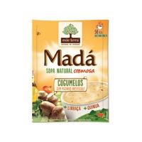 Sopa Mada Cogumelos Funghi+Quinua+Linhaca - 17g Mae Terra