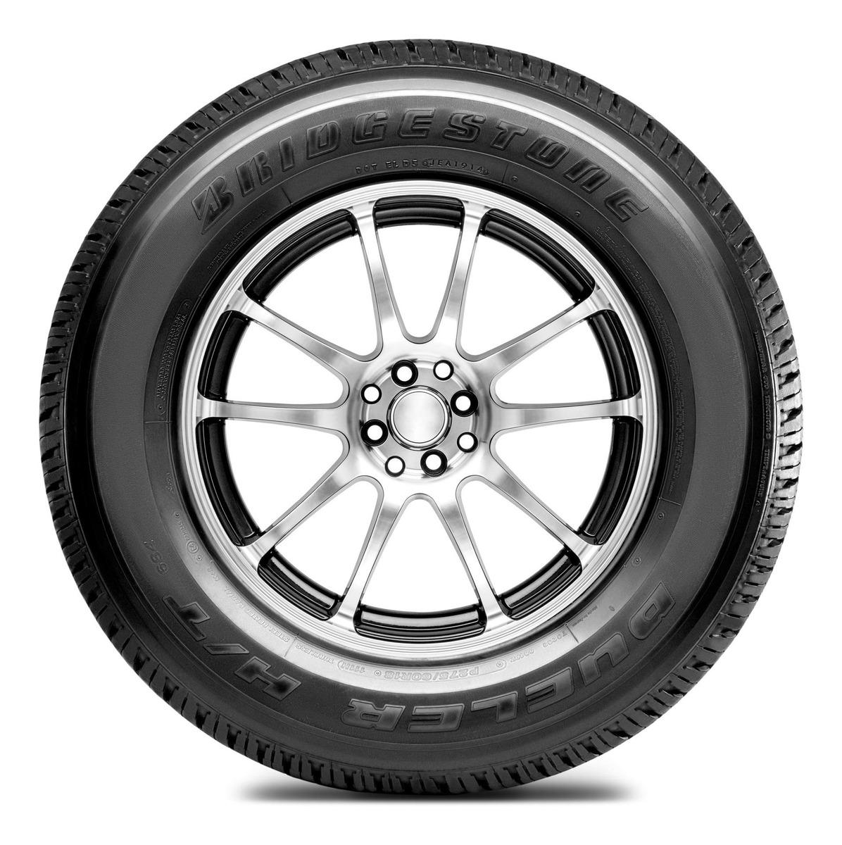 Neumático 245/70R16 111T DUELER H/T 684 III ECOPIA BRIDGESTONE