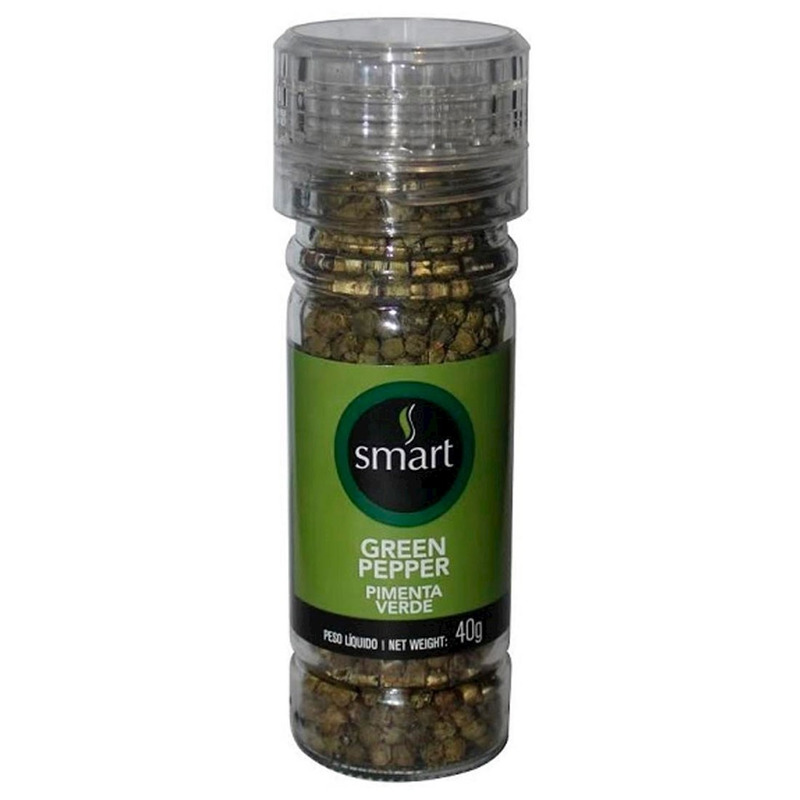 Pimenta Verde (Green Pepper) - 40g - Smart
