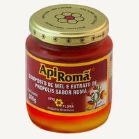 Apiroma Composto de Mel, Propolis e Roma - 300g Apis Flora