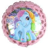 globo my little pony 22cm desinflado