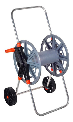 Carro Para Manguera Riego 50mts 3/4 Siroflex 4867 Aquaflex