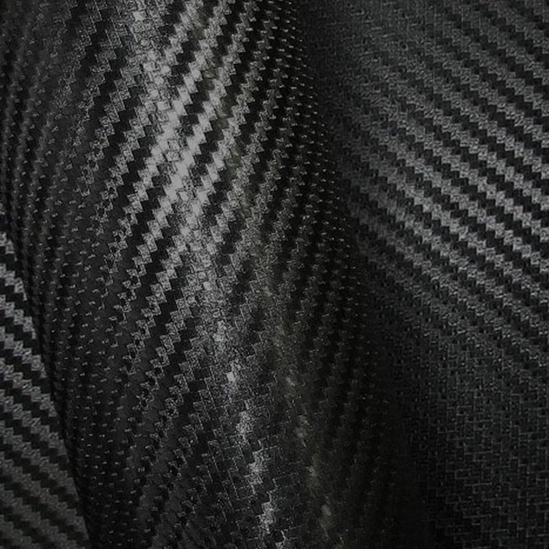 Vinil adesivo fibra de carbono (carbonium) preto larg.1,38 m