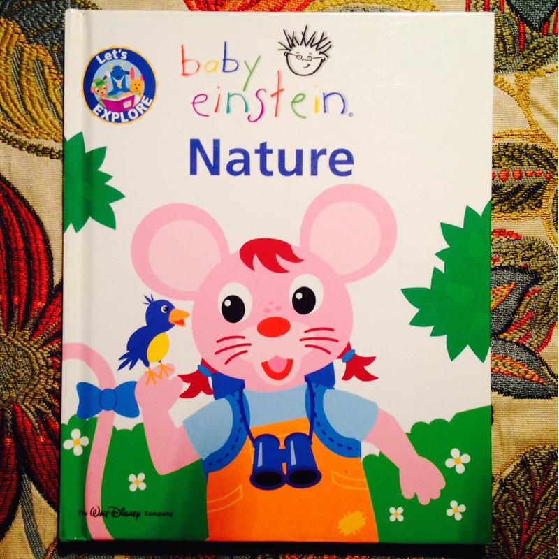 Baby Einstein.  LET'S EXPLORE: NATURE.