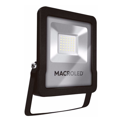 Reflector Led Proyector Macroled 30w Bajo Consumo Ip65