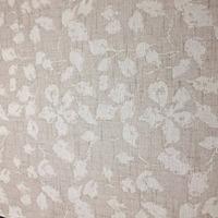 Tecido para estofado linho folhas rústico  Linen 06