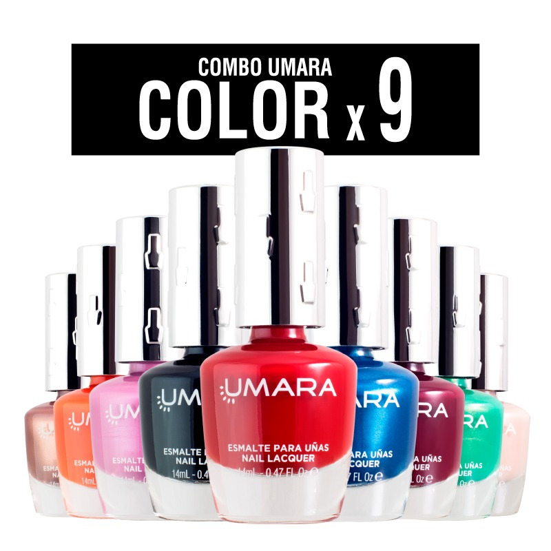 Combo Color X9