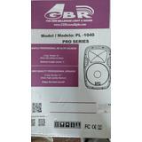 """Bafle GBR 2v 10"""" 180w PRO"""