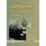 Termodinamica tecnica. Fernando Arenas