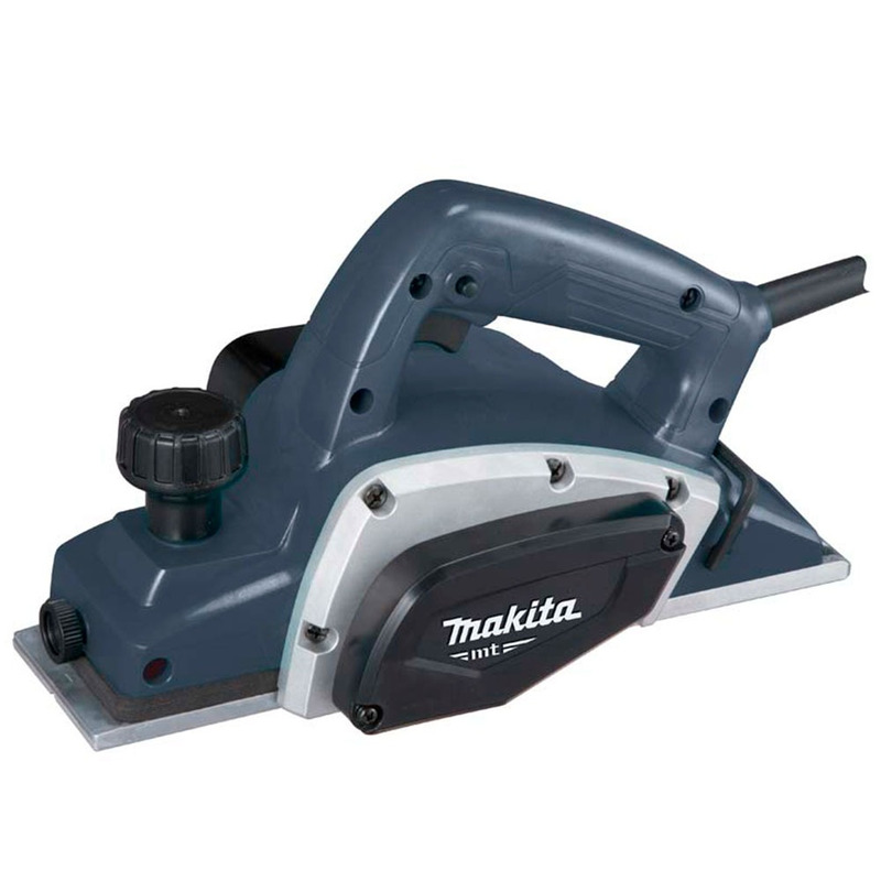 "Plaina Elétrica Profissional 82mm 3.1/4"" 580 Watts - M1902G - Makita"