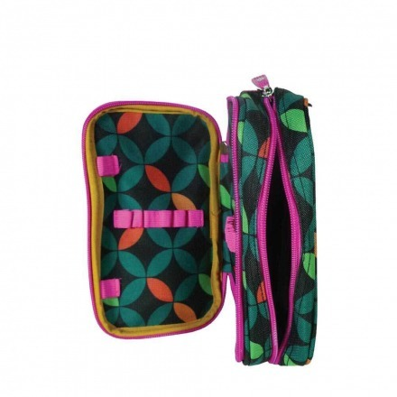 Cartuchera Organizadora Gremond Kids Doble Gtia Estampas
