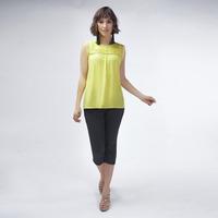 Blusa Amarilla Lisa 017251