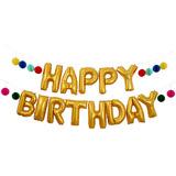 Guirnalda/Globo Happy Birthday