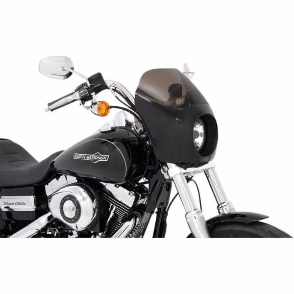 Carenagem Memphis Harley Sportster Dyna 86-16 Preta Mem7301