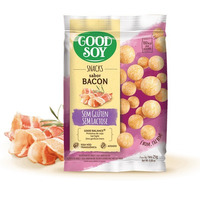 Salgadinho de Soja Snack Bacon - 25g GoodSoy