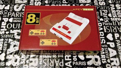 Consola Family Game Completa Con Cartucho De 114 Juegos En Venta