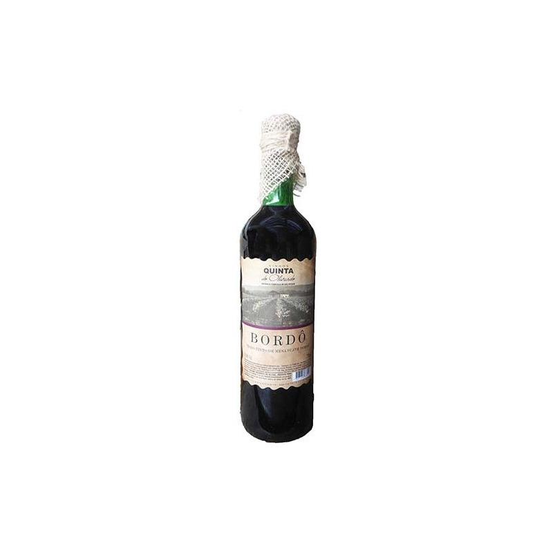 Vinho Tinto Suave Bordô 720ml - Quinta do Olivardo