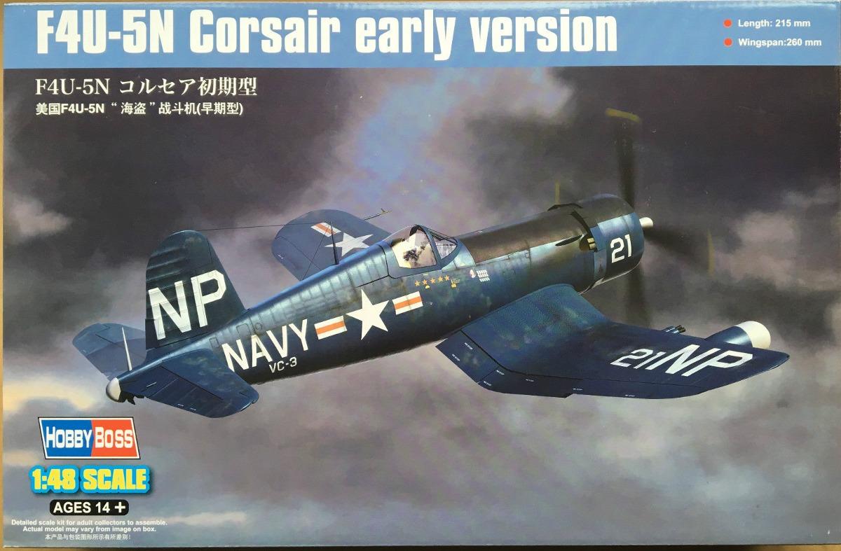 F-4U5N Corsair