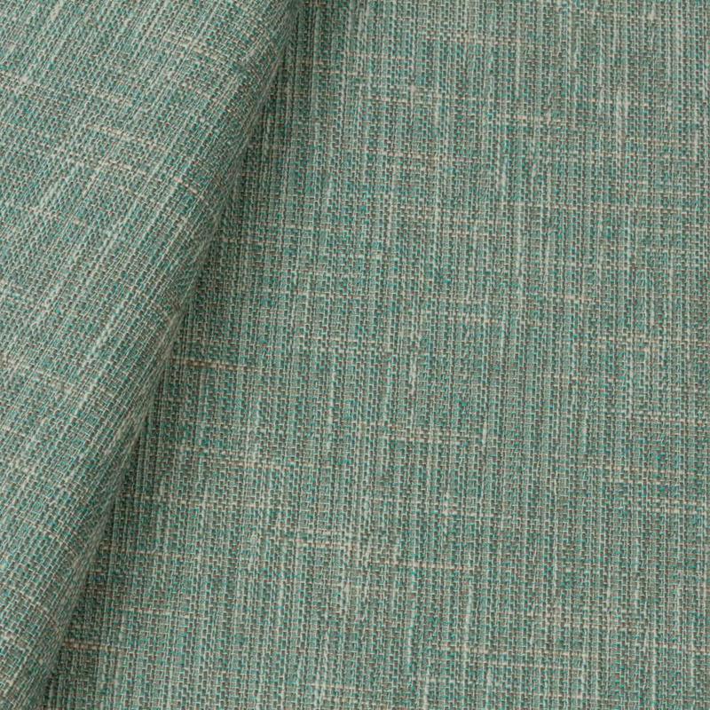 Tecido para sofá linho similar azul tiffany Coleção Vicenzza