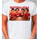 """Remera Modal """"Historia Pura"""""""