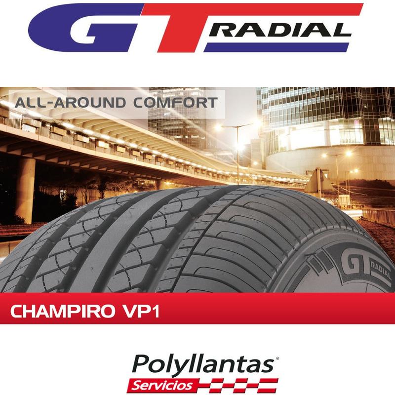 195-50 R15 GT RADIAL CHAMPIRO VP1