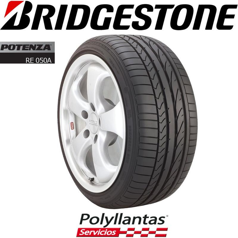 205-45 R17 Bridgestone Potenza RE 050A DESCONTINUADA