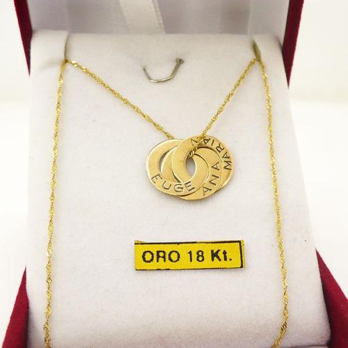 a549873f0201 Conjunto Dije Oro 18 K Estilo Ruso Grabado Y Cadena Oro 18k | Tienda ...