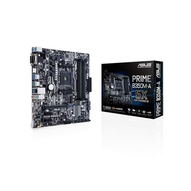 Motherboard Asus B350m-A