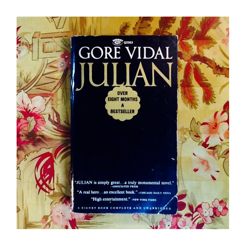 Gore Vidal.  JULIAN.