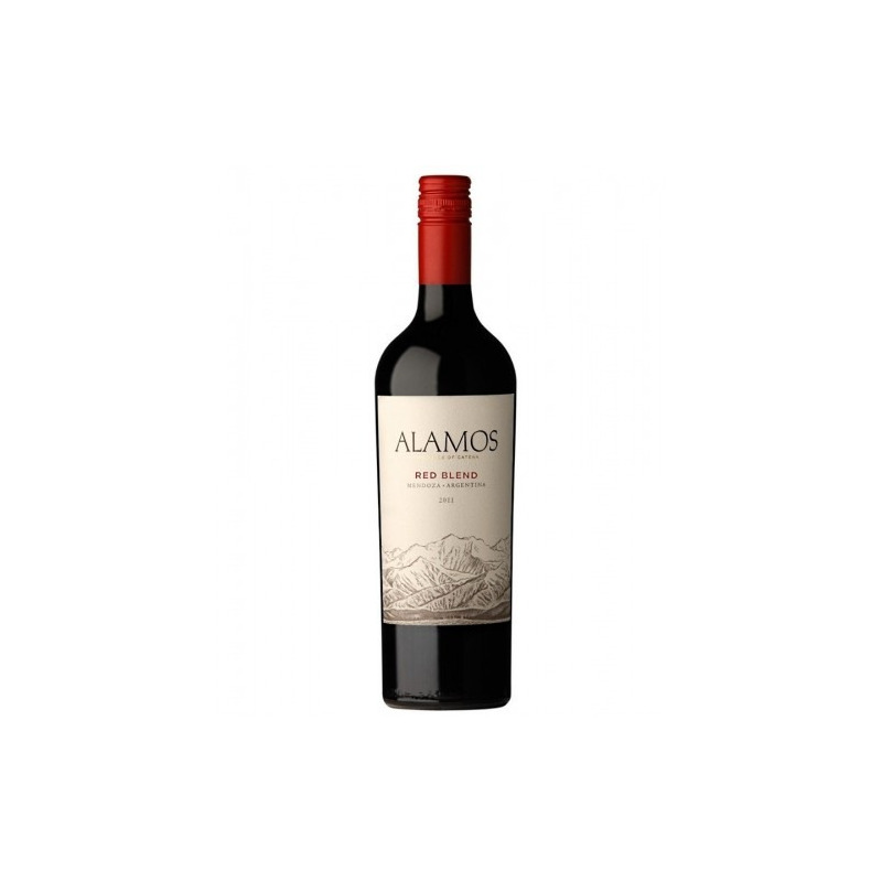 Vinho Fino Red Blend 750ml - Alamos
