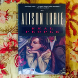 Alison Lurie.  REAL PEOPLE.