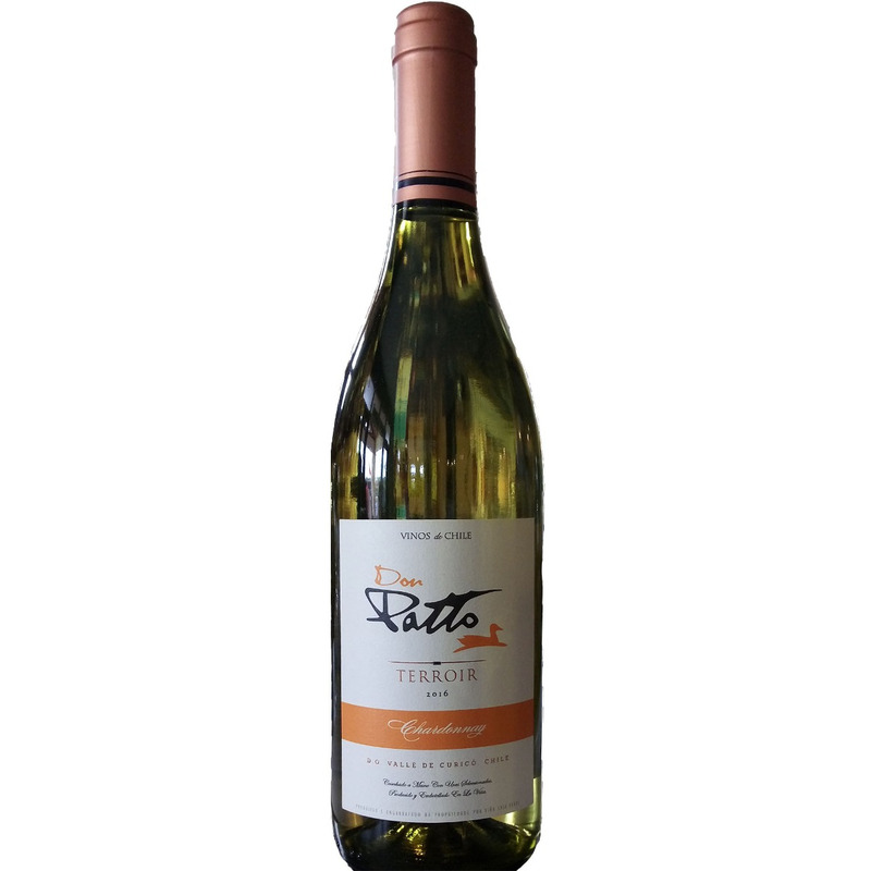 Vinho Fino Chardonnay 720ml - Don Patto
