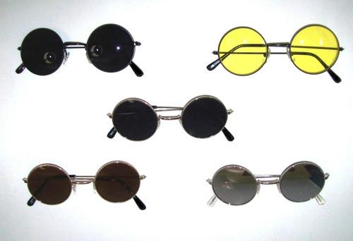 Anteojos Sol Lennon Filtro Uv Varios Colores