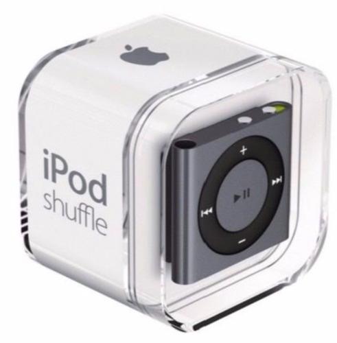 Apple Ipod Shuffle 2gb 5ta Gen. Reproductor Mp3 New