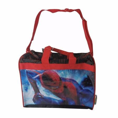 Bolso Spiderman Rectangular - Licencia Original Wabro