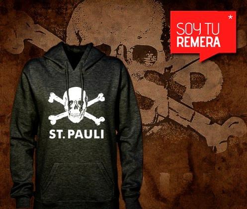 Buzo Canguro St. Pauli Alemán Punk Rock - Canguro St. Pauli