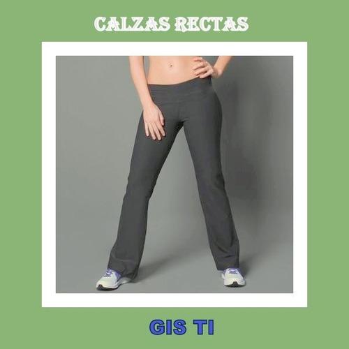 Calza Recta De Algodón Con Lycra- Regalo- Danzas-gimnasio