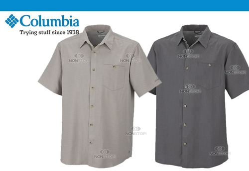 Camisa Columbia Security Check Liviana Comoda Loc Belgrano