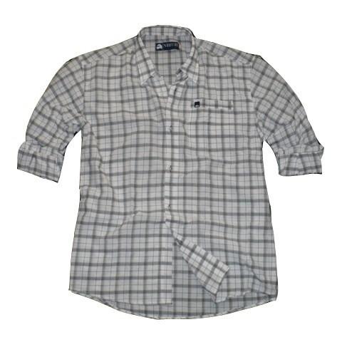Camisa Manga Larga Talle 48 Especial Nihuil A Cuadros Hombre