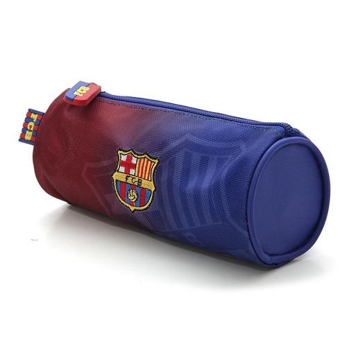 Cartuchera Tubo Barcelona Bicolor