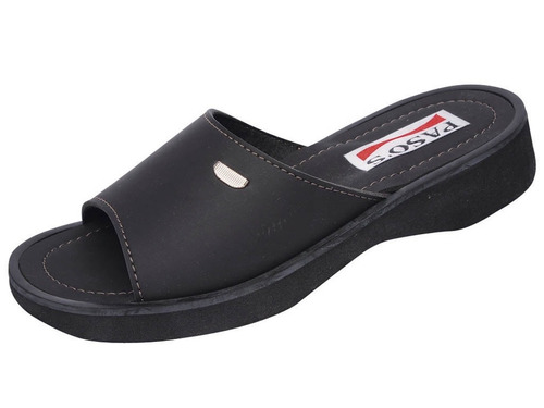 Chinelas Horma Amplia 35al40 Base Flexible Local Microcentro