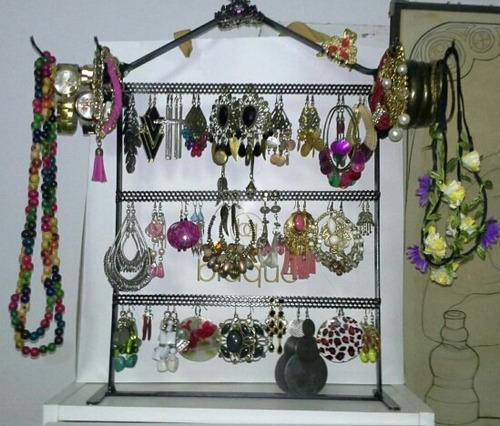 Exhibidor Organizador Ordenador Porta Aros,cadenas,pulseras