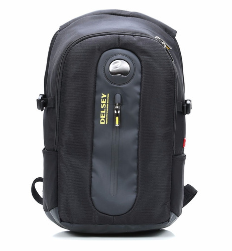 Mochila Delsey Beaubourg Porta Notebook Impermeable Liviana