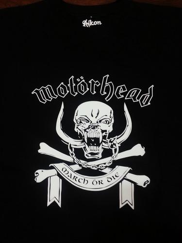 Motorhead - Remeras Aikon. Excelente Calidad!