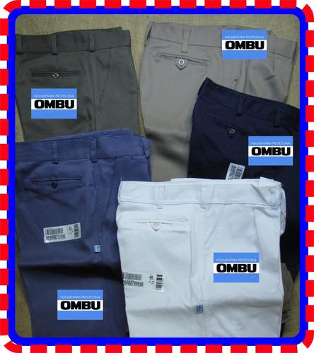 Pantalón Ombu Ropa De Trabajo