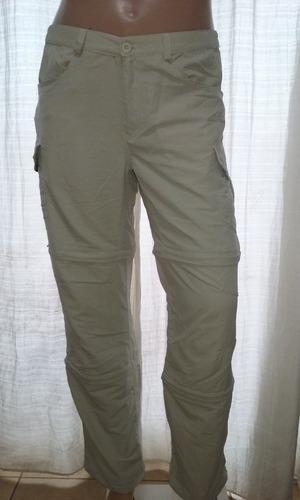 Pantalones Nauticos Desmontables ( Short Y Capri)