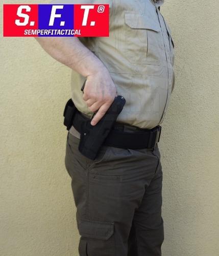 Pistolera Low Profile Desenfunde Rapido Semper Fi Tactical®